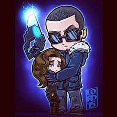 """Protective C-Older Brother"" by Lord Mesa. Oh my gosh!!!! This is so adorable!!!!"