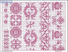 1714a0dd850 749 Best East European cross stitch images