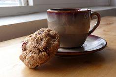 I love Jason's deli's Cranberry Oatmeal walnut cookies so I found a recipe!