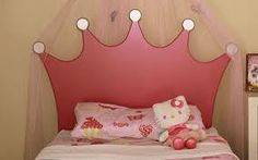 Princess Headboard