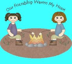 Friendship…  Share this photo with your bff