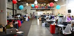 Pinterest | 20 Companies With Amazing Employee Perks (I WANNA WORK FOR PINTEREST!!!!)