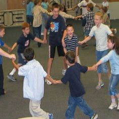 Exciting Indoor Children's Party Games