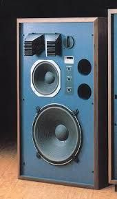 Znalezione obrazy dla zapytania jbl vintage loudspeakers