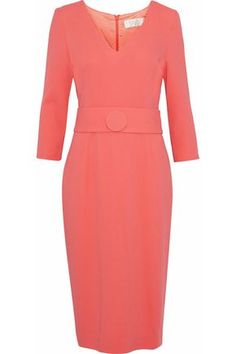 Shop on-sale Fox wool-crepe dress. Browse other discount designer Knee Length Dress & more luxury fashion pieces at THE OUTNET