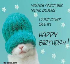 Birthday Wishes Birthday quotes : Birthday Messages And Birthday Images Birthday Posts, Happy Birthday Meme, Happy Birthday Messages, Happy Birthday Images, Happy Birthday Greetings, Friend Birthday, Humor Birthday, Happy Birthday With Cats, Cat Birthday Wishes
