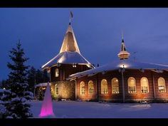 Santa Claus Holiday Village Rovaniemi