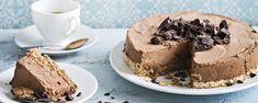 Jäädytetty suklaamoussekakku | Jälkiruoat | Reseptit – K-Ruoka