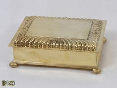 large box from a toilette service, silver-gilt Augsburg, 1711/15   Helga Matzke