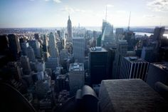 The big city Art Lens, Lomography, Cityscapes, Be Perfect, Lenses, New York Skyline, Shots, Digital, Architecture