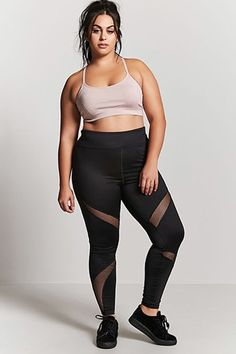 Image result for forever 21 usa plus size activewear
