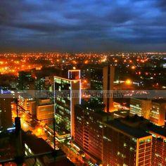 When the city lights up Street Art Photography, City Lights, Kenya, Light Up, World, Sweet, Artwork, Beautiful, Places