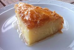 Galaktoboureko (Greek Custard Pie with Syrup)-3