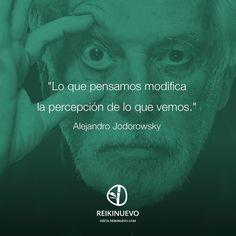 Alejandro Jodorowsky: Lo que pensamos http://reikinuevo.com/alejandro-jodorowsky-pensamos/