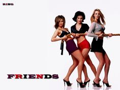 Girls from friends.