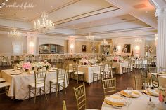 Woodland Fields Photography Lakeside Country Club Houston Wedding Photographer Indoor Reception