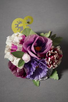 103 best paper flowers images on pinterest in 2018 handmade paper flowers mightylinksfo