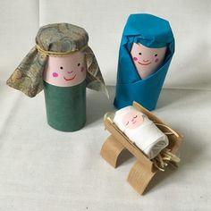 Kids Toilet, Diy Nativity, Christmas Crafts, Christmas Decorations, Crafts For Kids, Diy Crafts, Fall Diy, Recycled Art, Sunday School