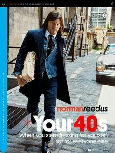 Very HOT Norman Reedus