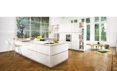 Cuisine Design - Laque brillant - Strass eolis