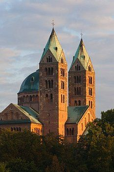 Speyerer Dom // Speyer (UNESCO-Welterbe)