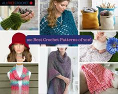 100 Best Crochet Patterns of 2016 | Check out the 100 Best Crochet Patterns of 2016 - is there anything we missed?