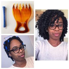 @curls_unbothered Twist n' Curls NEVER fail me!! Achieved this look with ONLY 24 of the blue perm rods (2 packs) AND @tginatural Daily Moisturizer and Twist and Define cream. #Hair2mesmerize #naturalhair #healthyhair