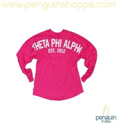 Theta Phi Alpha's! Today's your day! The Fuchsia Coastal Jersey is on SALE!! 47.50 while they last!