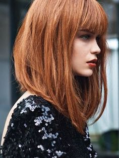 Image result for fall hair trends 2016