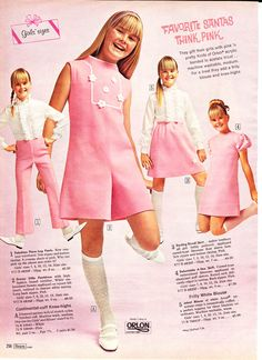 Sears Catalog 1970s '70's fashions were the absolute worse ...