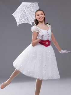 Mary Poppins ballet costume. Sunday in the Park | Revolution Dancewear