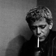 Lou Reed photographed by Mick Rock