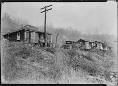 Early History Of West Virginia | Scott's Run, West Virginia. Sessa Hill - The mine is a small locally ...