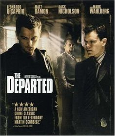 The Departed (2006)   Leonardo DiCaprio at his best