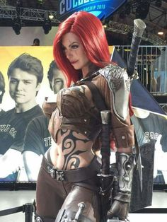 That Katarina Cosplay though