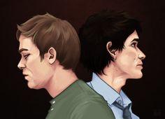 Dexter & Brian