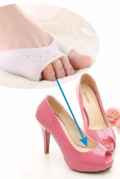 #2. Pain relief toe cushion and protector! | 8 Brilliant Products That Will Make Wearing High Heels Actually Bearable