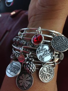 Alex and Ani...love this stuff!