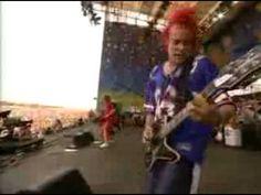 Kid Rock - Bawitdaba ( Live at Woodstock 1999 ) - YouTube