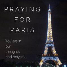 Prayers for France. Prayers for Paris. Pray For Paris, I Love Paris, Paris Attack, Paris Ville, Condolences, My Prayer, Tour Eiffel, Paris France, World History
