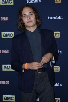 FRANK DILLANE 'Fear the Walking Dead' Comic-Con Party!