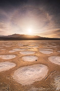 Salt Flats, Death Valley National Park, California by Joshua Cripps