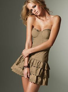 i want this victorias secret dress so bad :(