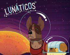 "Check out new work on my @Behance portfolio: ""Lunaticos"" http://be.net/gallery/26758557/Lunaticos"