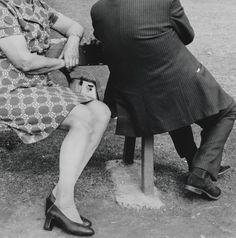 David Goldblatt 'Couple on a Sunday Afternoon. Zoo Lake, Johannesburg', 1975, printed 2013 © David Goldblatt