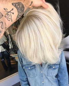 14-New Short Blonde Hair