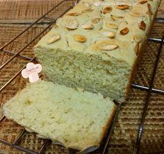 Cozinhando sem Glúten: Pão com farinha de grão de bico