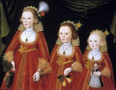 It's About Time: Children with Dolls 16C - 18C