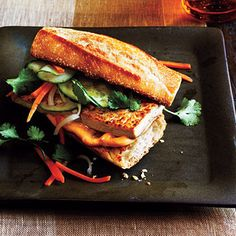 Lemongrass Tofu Banh Mi | 26 Recipes That Will Make You Love Tofu