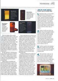 Rarus in Czech Forbes